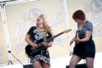 Blues Caravan 2011 / Girls with Guitars
