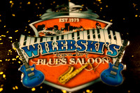 Wilebski's Blue Saloon's New Venue Grand Opening Week-end