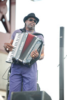 CJ Chenier & The Red Hot Louisiana Band
