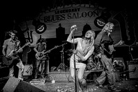 Sena Ehrhardt Band 2nd CD Release /Wilebski's Blues Saloon